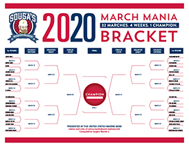 2020 march madness bracket results