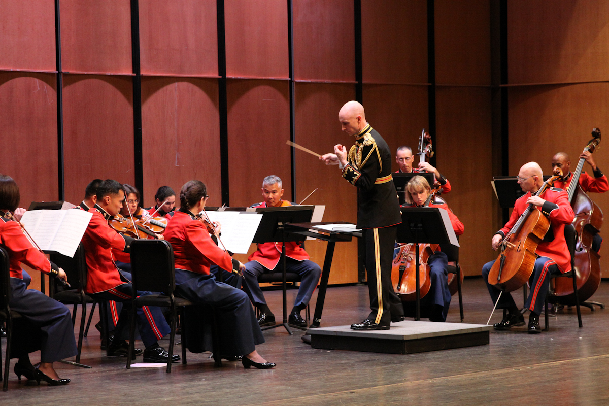 Marine chamber orchestra for Chambre orchestra