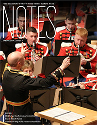 Marine Band Newsletter Winter 2019